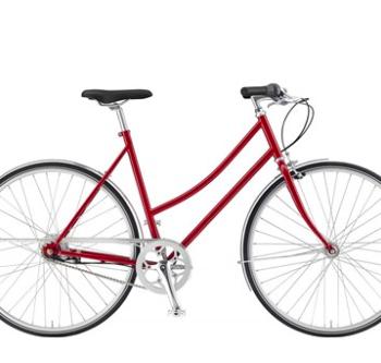 Ebsen dame cykler 2016