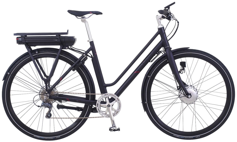 Kildemoes Street Dame El Cykel 2018 Frontmotor 3 Hjælpe trin - Kildemoes elcykel 2018 ...