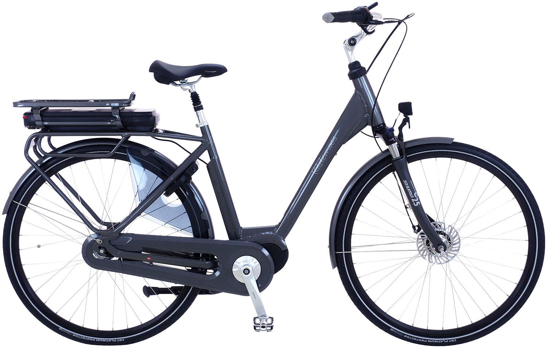 Kildemoes City Dame Elcykel Center Motor 2018 - Kildemoes elcykel 2018 - Cykelbutikken.eu