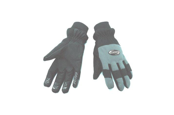 Handske BBB ColdShield grå BWG-02 vinter