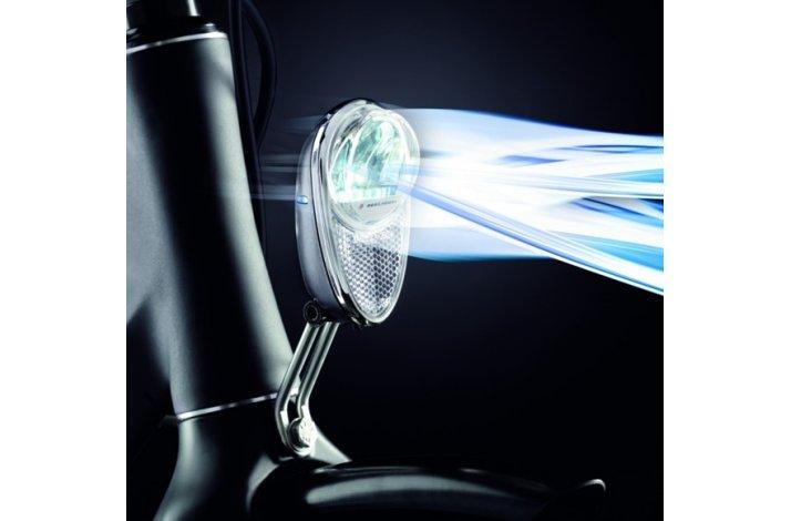 Lygtesæt Reelight RL 720 forlygte oplyser vej/ bag