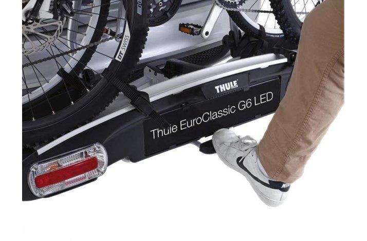 THULE Cykelholder EuroClassic G6 2 ELLER 3 CYKLER