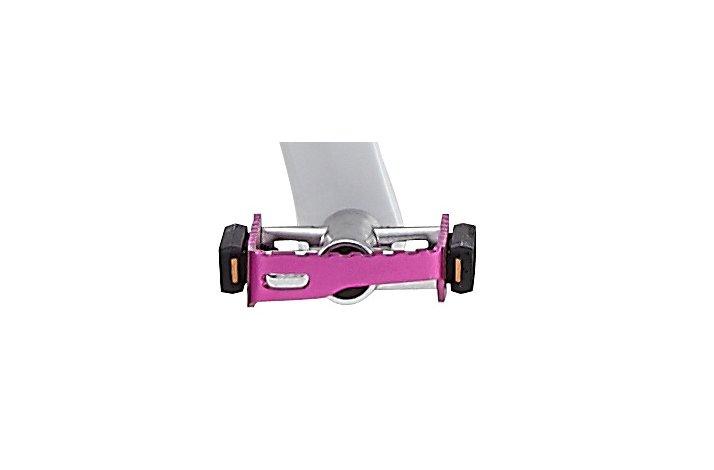Pedaler Avenue sølv / Pink Alu