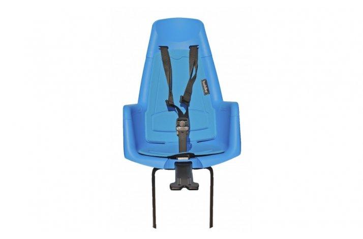Barnestol Bobike Maxi Classic True Blue Inkl. Sikkerhedssæt & Regnslag