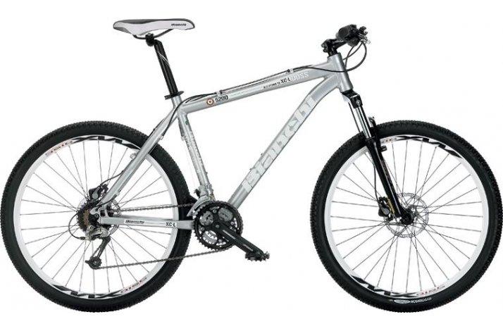 bianchi mtb cykel doss 5200 alu