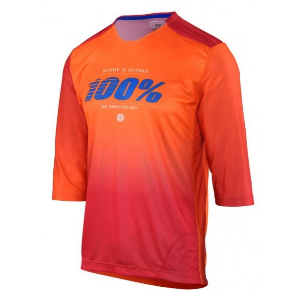 100% Airmatic BLAZE Jersey 3/4