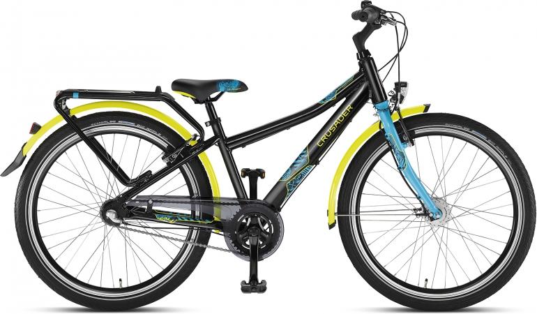 puky crusader 8 135 cm 14 8 kg drenge cykel. Black Bedroom Furniture Sets. Home Design Ideas