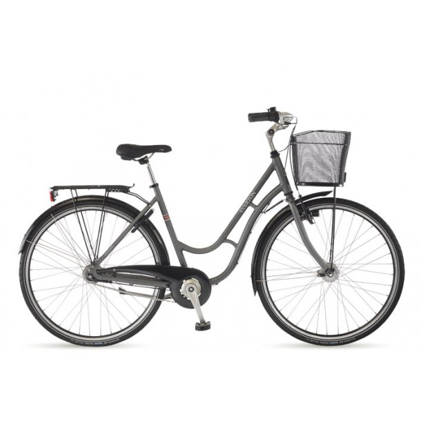 Everton dame cykel Dynamonav lås og baglygte 7 Gear 2015