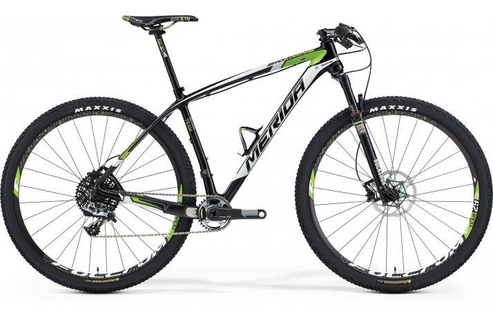 merida-big-nine-team-carbon-2015 den bedste mtb cykel