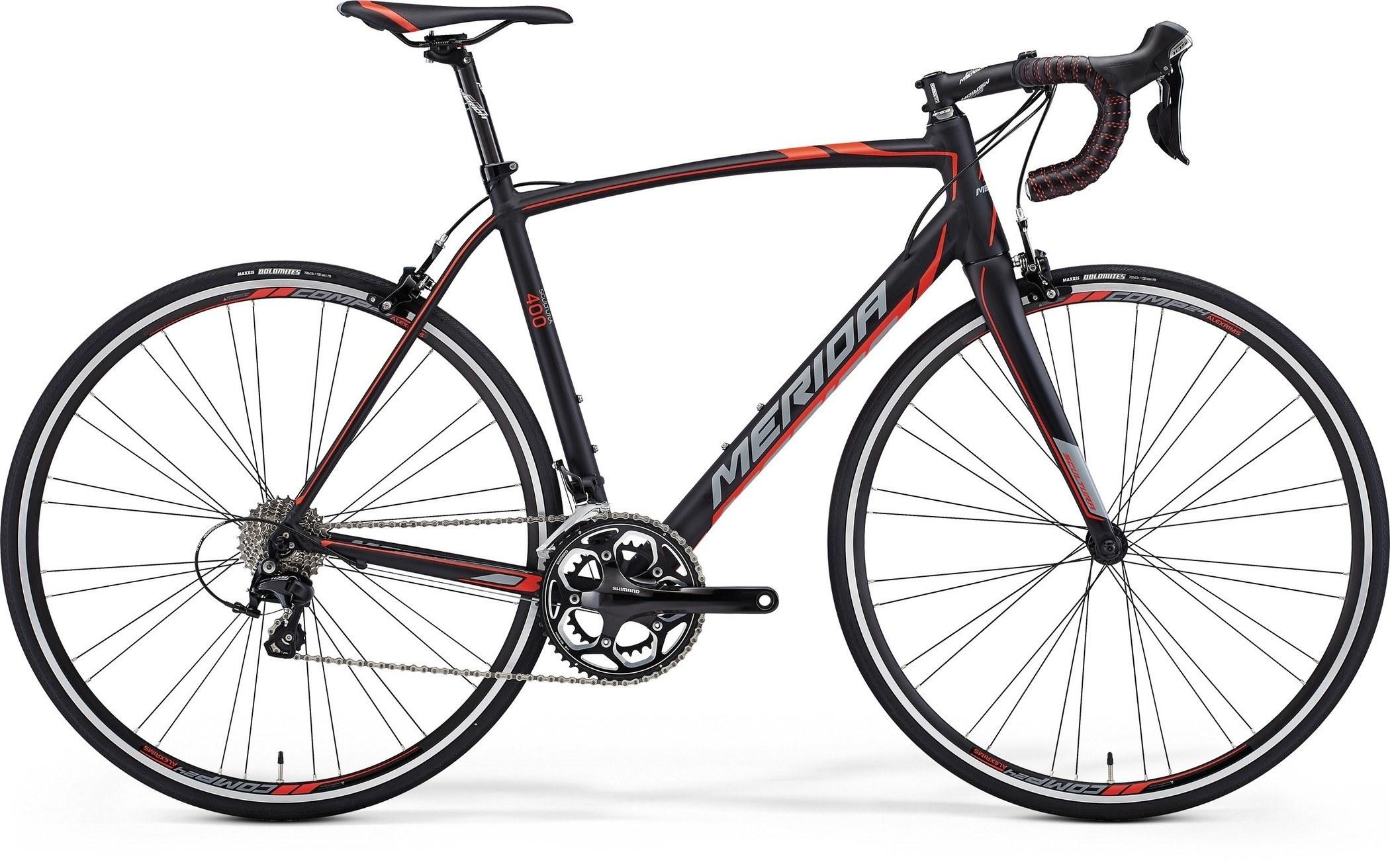 Se det store program i racercykler fra merida 2015 på cykelbutikken.eu Merida Racer