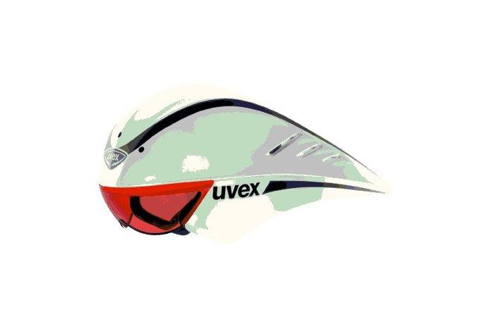 Uvex fp 2 cykelhjelm