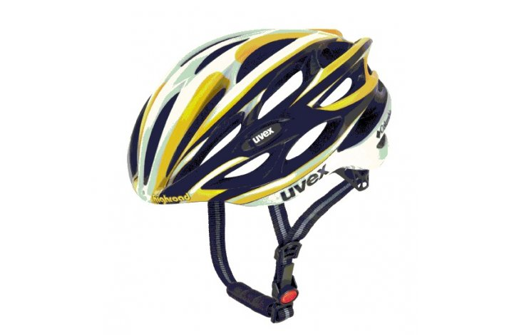 Uvex fp 1 - team HTC cykelhjelm