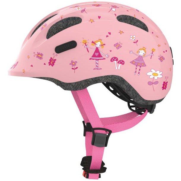 Abus SMILEY 2.0 Børne Cykelhjelm ny model vælg melle mange farver