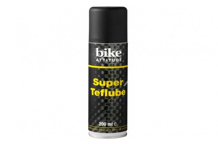 Kædespray Bike Attitude 200 ml Super Teflube MTeflon