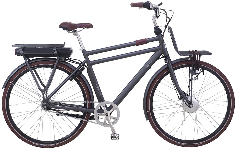 el cykel med lad
