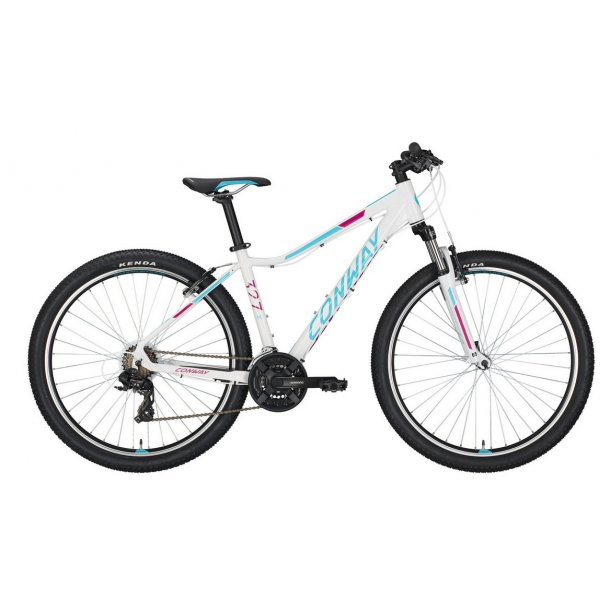 Conway mtb dame 27,5 tommer 21 gear - MTB cykler - Cykelbutikken.eu
