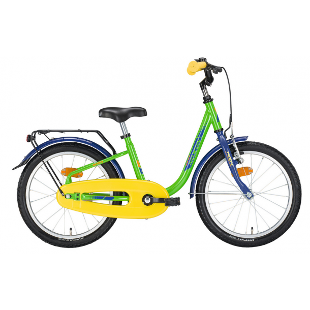 Noxon pige cykel 3 størelser 3 farver 1 Gear