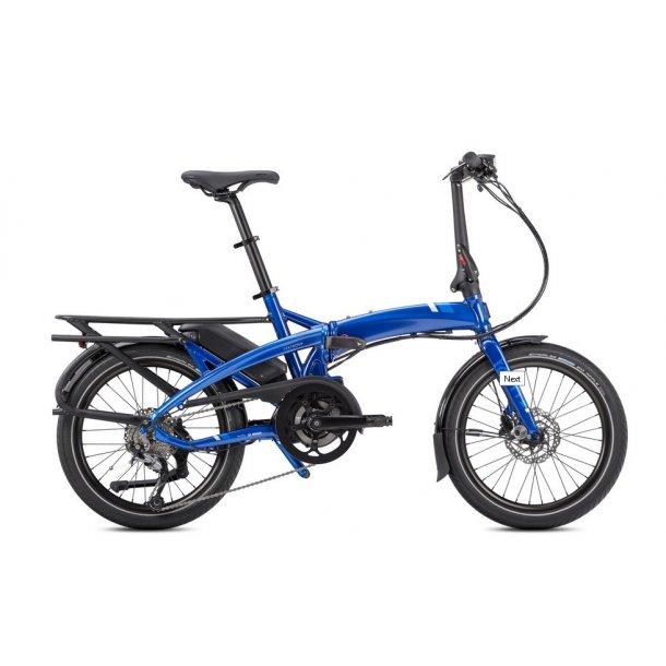 TERN El foldecykler Vektron Q9 Blå 9 Gear