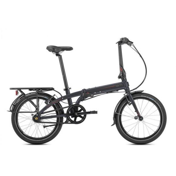 Tern Foldecykel Link D7I Grå 7 Gear Nexus uden lys