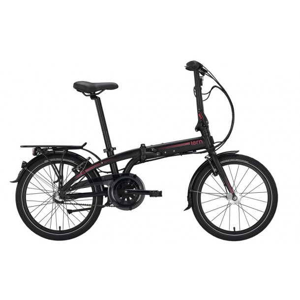 Tern Foldecykel Link c7i  Sort 7 shimano nexus gear