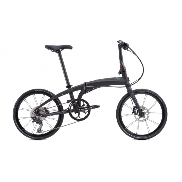 Tern Foldecykel Verge P10 Sort Grå