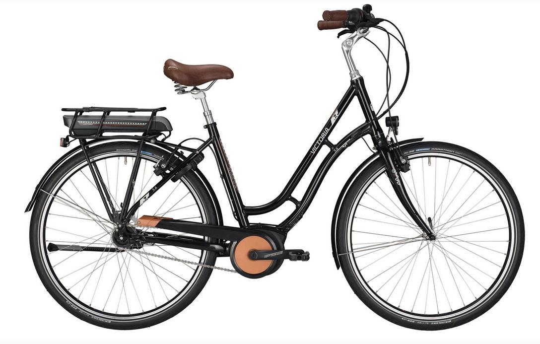 Victoria Dame Elcykel Bosch 2018 - Elcykel tilbud - Cykelbutikken.eu