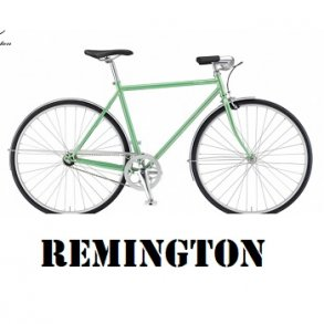 Remington Herrecykler 2018