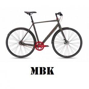 Mbk Herrecykler 2016-2018