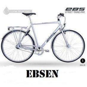 Ebsen Herrecykel 2017 -2018