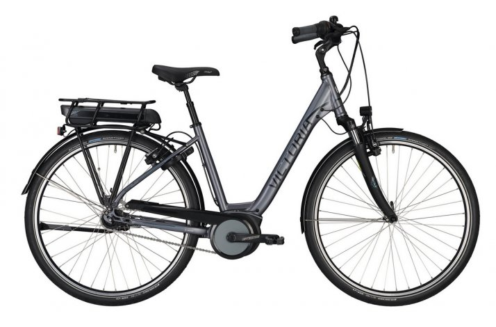 Victoria Dame elcykel med bosch Centermotor - Elcykel tilbud - Cykelbutikken.eu